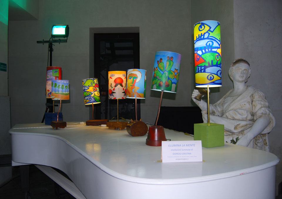 Lampade di Giorgio Gristina