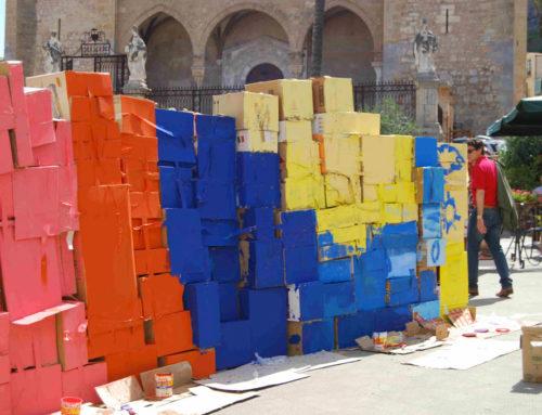 Il muro di Piazza Duomo – Cefalù (Pa)
