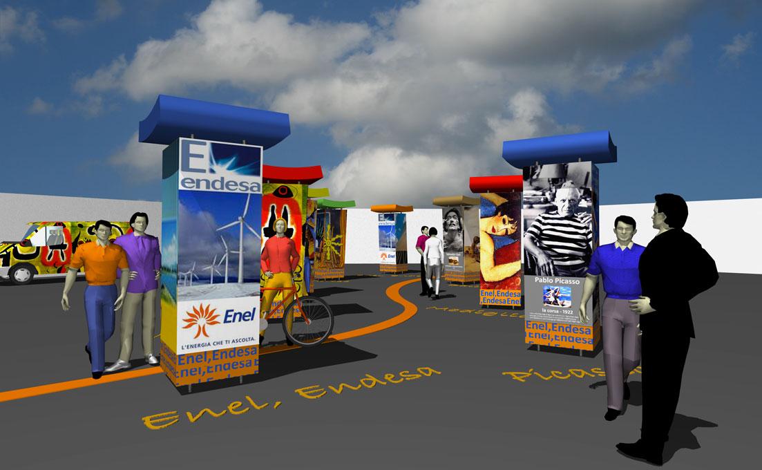 Installazione Enel - Endesa