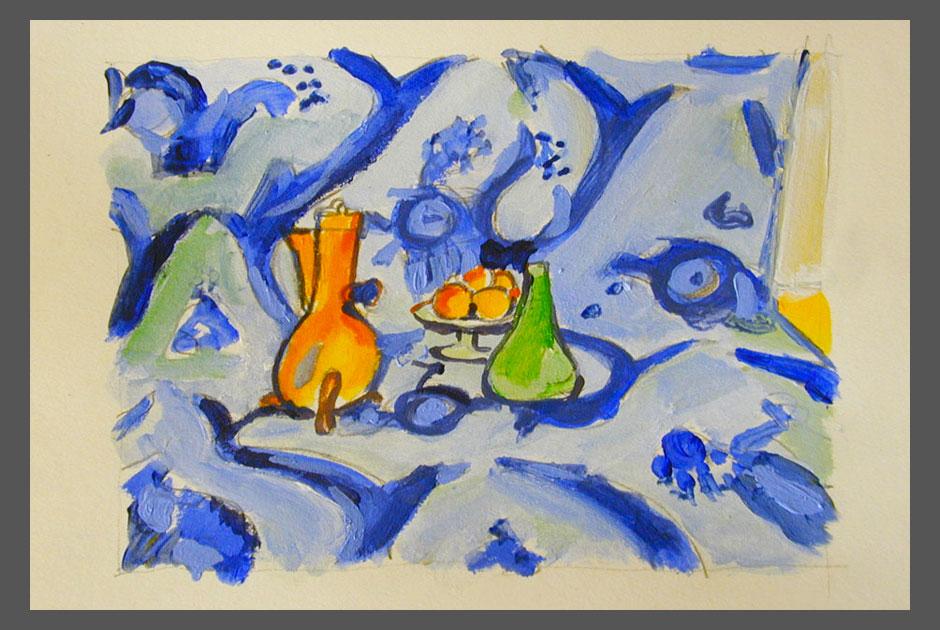 Tovaglia (Matisse)