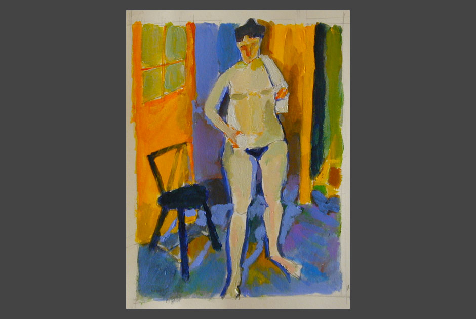 Donna di Matisse