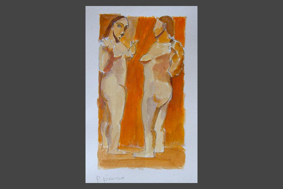 Donne di Picasso