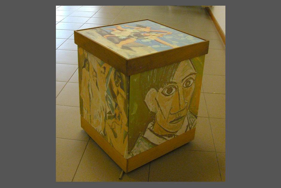 Sgabello Picasso
