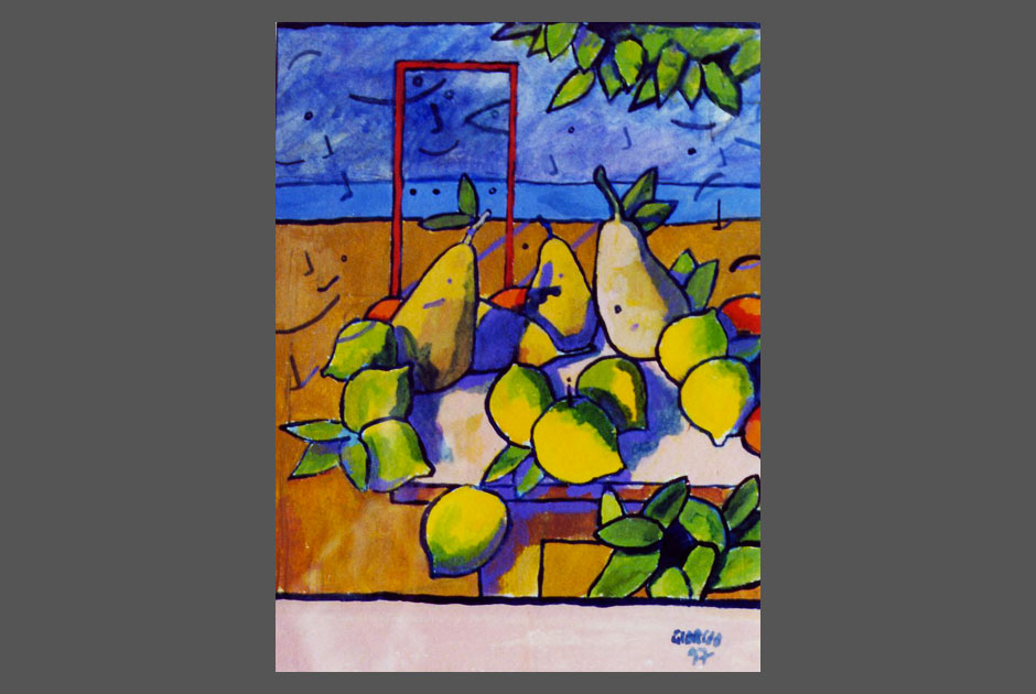 Pere e limoni